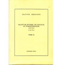 Traité de Rythme, de Couleur et d? O. II