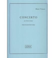 Concerto pour Trombone et Orchestre/ Red