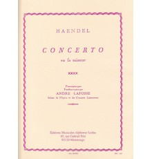Concerto en Fa mineur/ Red.Pno.
