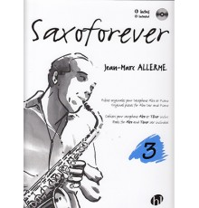 Saxoforever Vol.3   CD
