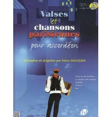 Valses et Chansons Parisiennes   CD