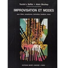 Improvisation et Modes
