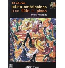 10 Etudes Latino-Americaines   CD