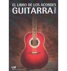 El Libro de los Acordes para Guitarra