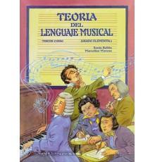 Teoría del Lenguaje Musical 3 Tercer Cur