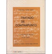 Tratado de Contrapunto I.Teoria General