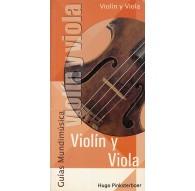 Violín y Viola-Guías Mundimúsica