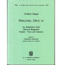 Preludes Op. 28. Critical Score