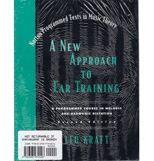 A New Approach to Ear Training   CD