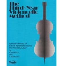 The Third Year Cello Method