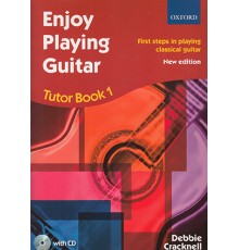 Enjoy Playing Guitar Tutor Book 1   CD