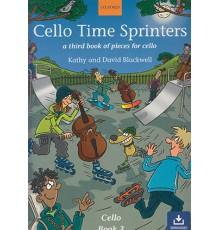 Cello Time Sprinters   CD Book 3