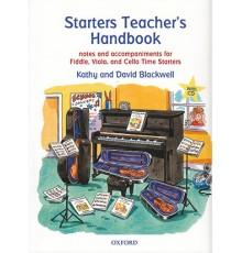 Starters Teacher?s Handbook   CD