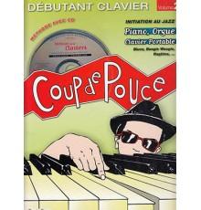 Coup de Pouce Vol. 2   CD  Clavier 2 Jaz