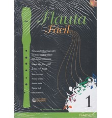 Flauta Fácil Vol. 1   CD