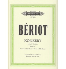 Konzert A minor Op. 104/ Red.Pno.