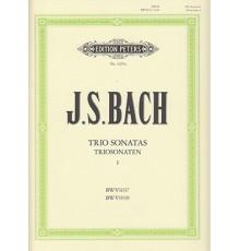 Triosonaten Band 1 BWV 1037-1039