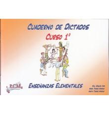 Cuaderno de Dictados 1º Grado Elemental