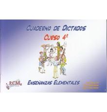Cuaderno de Dictados 4º Grado Elemental