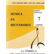 Música en Secundaria. Alumno Vol. 7