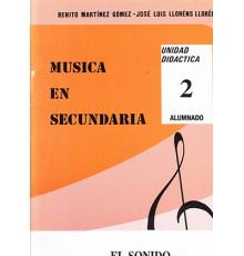 Música en Secundaria. Alumno Vol. 2