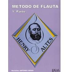 Método de Flauta 1ª Parte