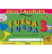 Suena, Suena. Alumno 3   CD (7 Años)