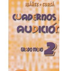 Cuadernos de Audición Grado Medio 2 Alum