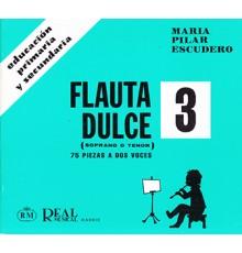 Flauta Dulce 3. Primaria y Secundari  (S
