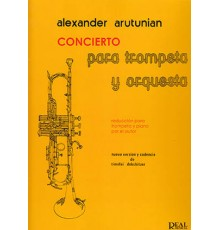Concierto para Trompeta y Orquesta/ Red.
