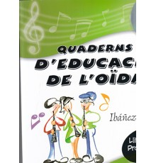 Quaderns Ed.Oida Vol. 2 Professor   CD