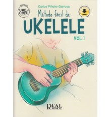 Método Fácil de Ukelele Vol. 1/ Audio
