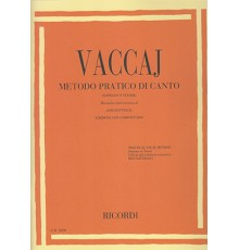 Metodo Pratico di Canto   CD(Sop/Ten)