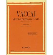 Metodo Pratico di Canto   CD (Mezzo/Bar)