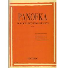 24 Vocalizzi Proggressivi Op. 85