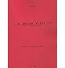 Divertimento Concertante/ Red.Pno.