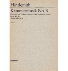 Konzert Op.46 Nº1/ Study Score