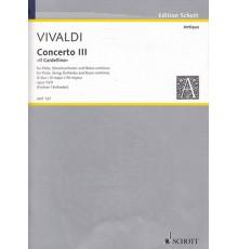 Concerto Nº3 D Dur Op.10/3 RV 428 PV 155