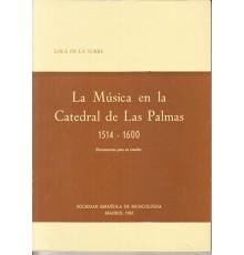 La Música en la Catedral de las Palmas