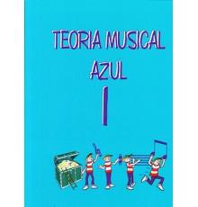 Teoría Musical Azul Vol.1