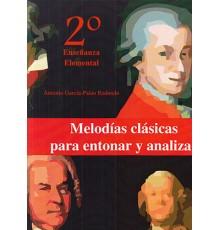 Melodías Clásicas 2º Enseñanza Elemental