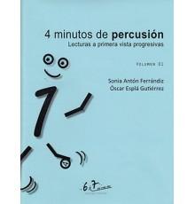 4 Minutos de Percusión Vol.1