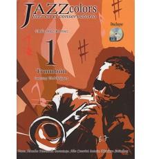 Jazz Colors 1 Trombón   CD