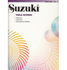 Suzuki. Viola Vol. 6. Revised