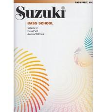 Suzuki. Bass School Vol. 2. Revised