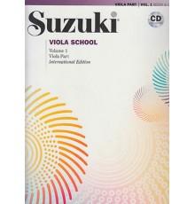 Suzuki Viola Book   CD Vol. 1