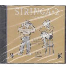Siringa. Mètode de Flauta 2 CD