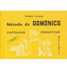 Método de Armónica. Diatónicas-Cromática