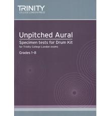 Unpitched Aural Specimen tests for Drum