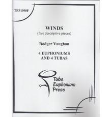 Winds: Five Descriptive Pieces for Tuba